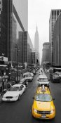 Vadim Ratsenskiy - Taxi in Manhattan, NYC