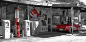 Vadim Ratsenskiy - Vintage gas station on Route 66