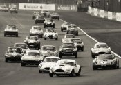 Gasoline Images - Silverstone Classic Race