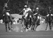 Anonymous - Polo players, New York