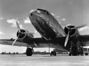 H. Armstrong Roberts - 1940s Passenger Airplane