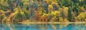 Frank Krahmer - Lake and forest in autumn, China