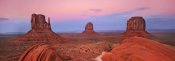 Frank Krahmer - Mittens in Monument Valley, Arizona