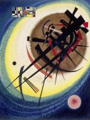 Wassily Kandinsky - The Bright Oval