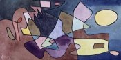 Paul Klee - Dramatic Landscape