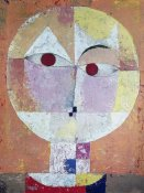 Paul Klee - Senecio (detail)