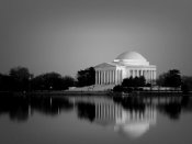 Carol Highsmith - Jefferson Memorial, Washington, D.C. Number 2 - Black and White Variant