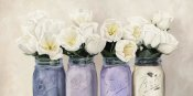 Jenny Thomlinson - Tulips in Mason Jars (detail)