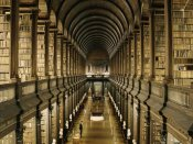Anonymous - Interior of the Library, Trinity College, Dublin