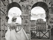 Haute Photo Collection - From the Colosseum, Rome