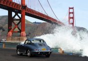 Gasoline Images - Under the Golden Gate Bridge, San Francisco