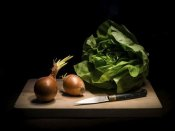 Antonio Zoccarato - Onions And Lettuce