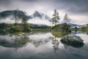 Dirk Wiemer - Rainy Morning At Hintersee (Bavaria)