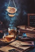 Dina Belenko - Steampunk Tea (with A Blimp)
