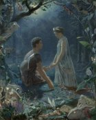 John Simmons - A Midsummer Night's Dream - Hermia and Lysander