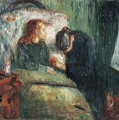 Edvard Munch - The Sick Child, 1907