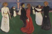 Edvard Munch - The Dance of Life, 1900
