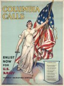 Frances Adams Halsted - Columbia Calls--Enlist Now for U.S. Army, ca. 1916