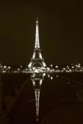 Haejung Lee - Eiffel Tower at night