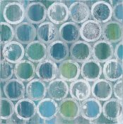 Albena Hristova - Stack of Tubes Blue