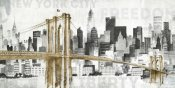Avery Tillmon - New York Skyline I