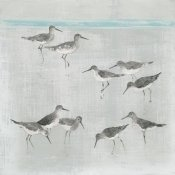 Avery Tillmon - Sandpipers Gray