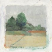 Avery Tillmon - Path Through the Field Crop Green