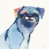 Avery Tillmon - Snug Watercolor Pastel