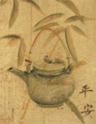 Cheri Blum - Asian Teapot I