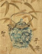Cheri Blum - Asian Teapot II