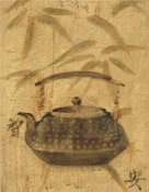 Cheri Blum - Asian Teapot III