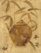 Cheri Blum - Asian Teapot IV