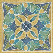Daphne Brissonnet - Free Bird Mexican Tiles II