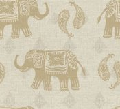 Daphne Brissonnet - Elephant Caravan Patterns I