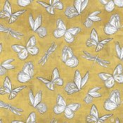 Daphne Brissonnet - Color my World Butterfly Pattern Gold