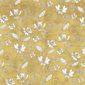 Daphne Brissonnet - Color my World Lotus Pattern Gold
