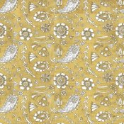 Daphne Brissonnet - Color my World Nordic Woodcut Pattern Gold