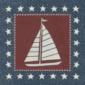David Carter Brown - Coastal Americana I