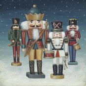 David Carter Brown - King Nutcrackers Snow