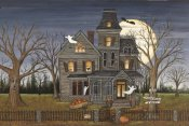 David Carter Brown - Haunted House