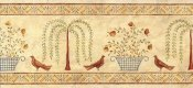 David Carter Brown - Willow Basket Border