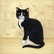 David Carter Brown - Country Kitty I