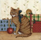 David Carter Brown - Christmas Kitty II