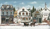David Carter Brown - Christmas Village I