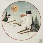 David Carter Brown - Merry Lil Snowman