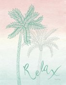 Elyse DeNeige - Sunset Palms I