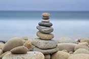 Katherine Gendreau - Stonewall Beach Cairn