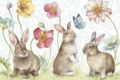 Lisa Audit - Spring Softies Bunnies I