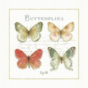 Lisa Audit - Rainbow Seeds Butterflies III