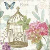 Lisa Audit - Rainbow Seeds Floral Birdcage II v2